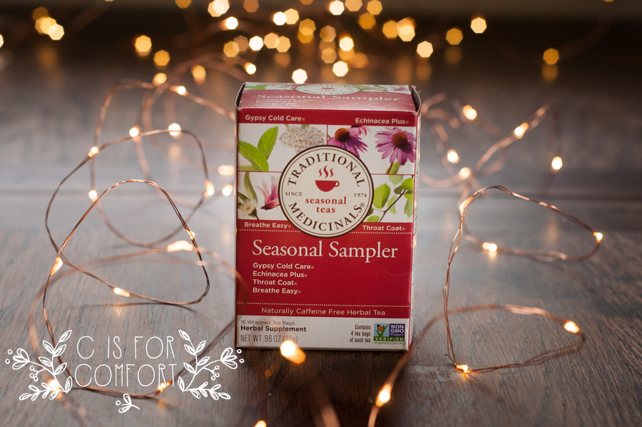 Traditional Medicinals Seasonal Sampler