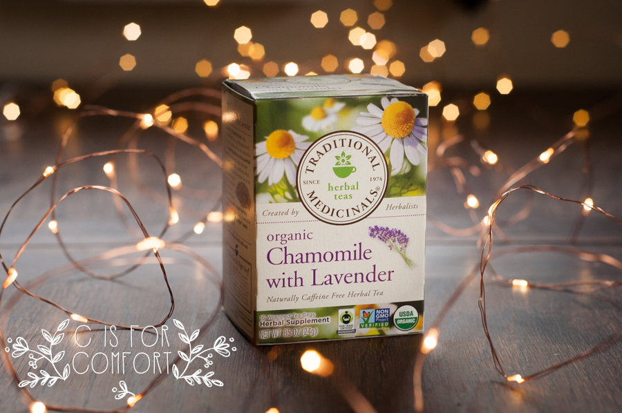 Traditional Medicinals Chamomile with Lavender