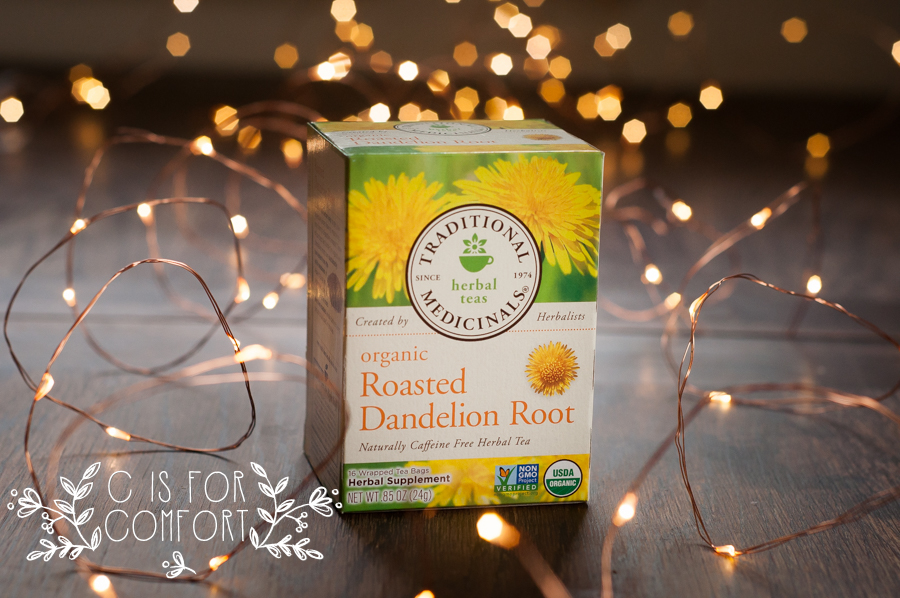 Roasted Dandelion Root Traditional Medicinals
